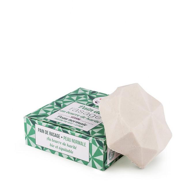 Pain de rasage solide Au beurre de Karité - LAM.79.015