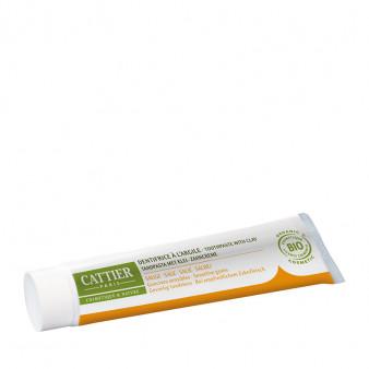 Dentifrice Reminéralisant à l'Argile Sauge - PC398004