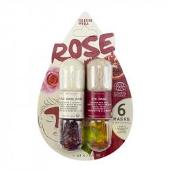 Masque Fraîcheur Rose - OLE61004