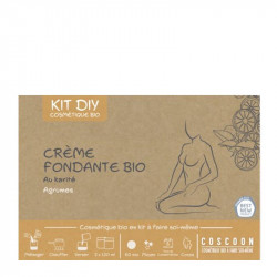 Coffret DIY Crème Fondante Bio au Karité - RAD61003