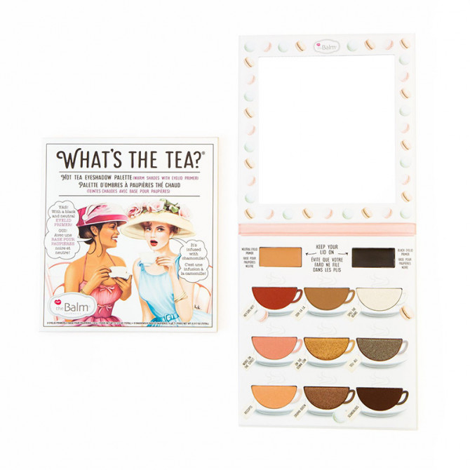 What's The Tea - Hot Tea - 89N34180
