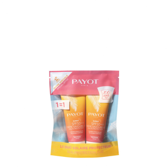 Duo Crème Visage Savoureuse SPF50 - 69754806