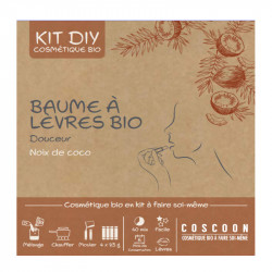 Coffret DIY Baume à Lèvres Douceur Bio - RAD61002