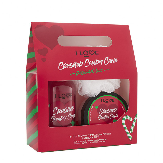 Crushed Candy Cane Delicious Duo - ILO.86.075