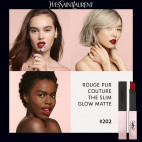 Rouge Pur Couture The Slim Glow Matte - 81441D32