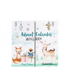Calendrier de l'Avent Happy Holidays - 882818B6