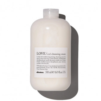 Love Curl cleansing cream - DAV.82.073