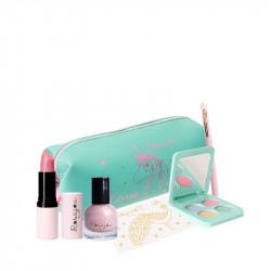 Panoplie Maquillage Verte - ROS45010