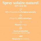 Spray Solaire Naturel & Minéral - RES69002