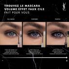 Mascara Volume Effet Faux Cils Waterproof - 81438901