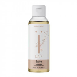 Soothing Baby Oil - NAI81006