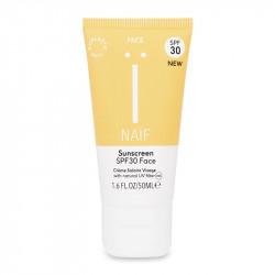 Natural Sunscreen Face SPF30 - NAI54003