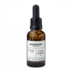 Classic Beard Oil - BAR75004
