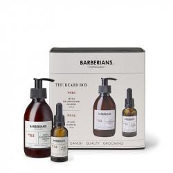 Coffret Soins Barbe - BAR86001