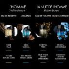 La Nuit de L'Homme - Eau de Toilette - 81418N34