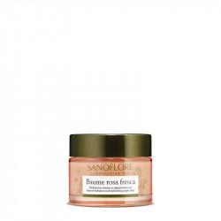 Crème de Nuit Régénérante à l'Acide Hyaluronique Naturelle et à la Rose de Damas - SAN55002