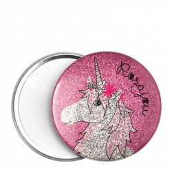 Miroir de Poche Licorne - ROS94003