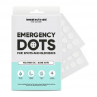 Emergency dots for spots and blemishes with tea tree oil - BKD57001