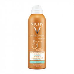 Capital Soleil Brume hydratante invisible SPF50 - VIC69013
