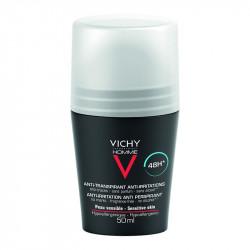 Déodorant Bille 48H Anti-Irritation Homme - VIC74030