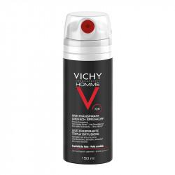 Déodorant Spray Homme Anti-transpirant Triple Diffusion - VIC74036