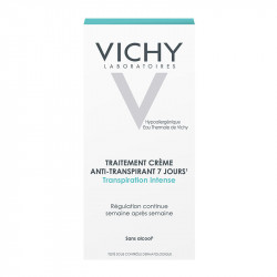 Traitement Anti-Transpirant 7Jrs - Crème - VIC74001