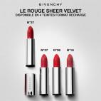 Le Rouge Sheer Velvet - 41041B37