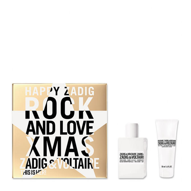 -S- COFFRET THIS IS HER - 97211022