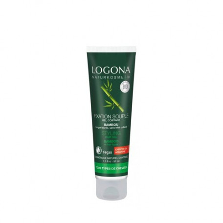 Gel Coiffant Bio au Bambou - LOG.84.001