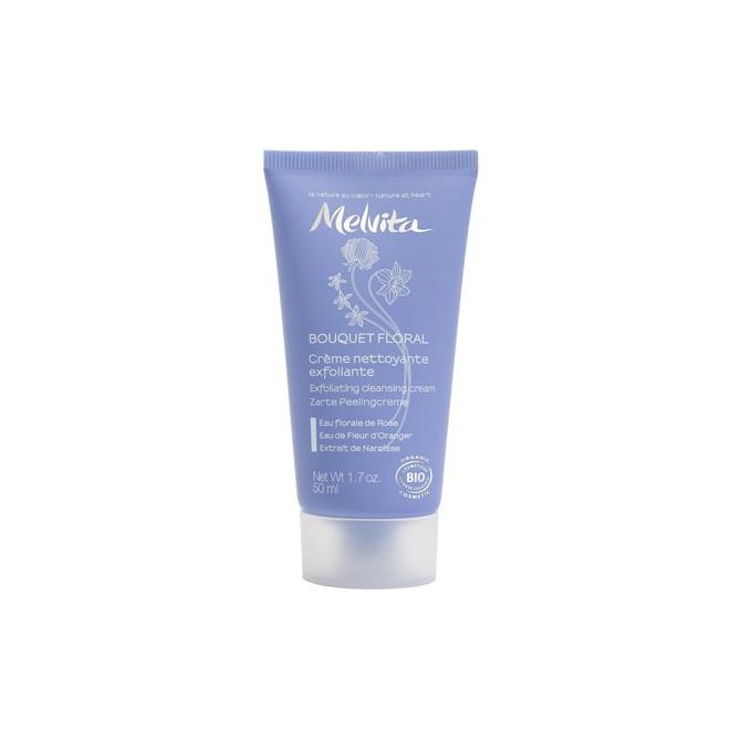 Crème Nettoyante Exfoliante Bio - MEL.83.013