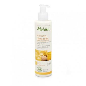 Crème de Lait Démaquillante Bio - MEL.83.053