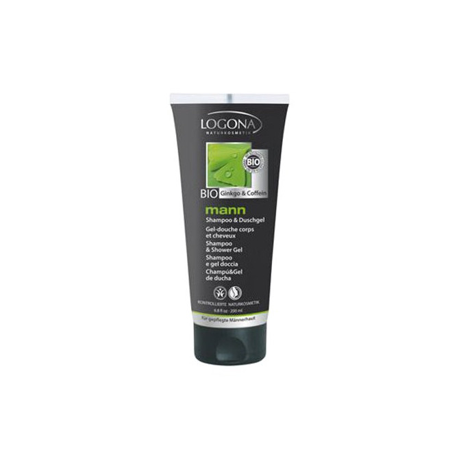 Shampooing Gel-Douche Bio 2-1 - LOG.82.017