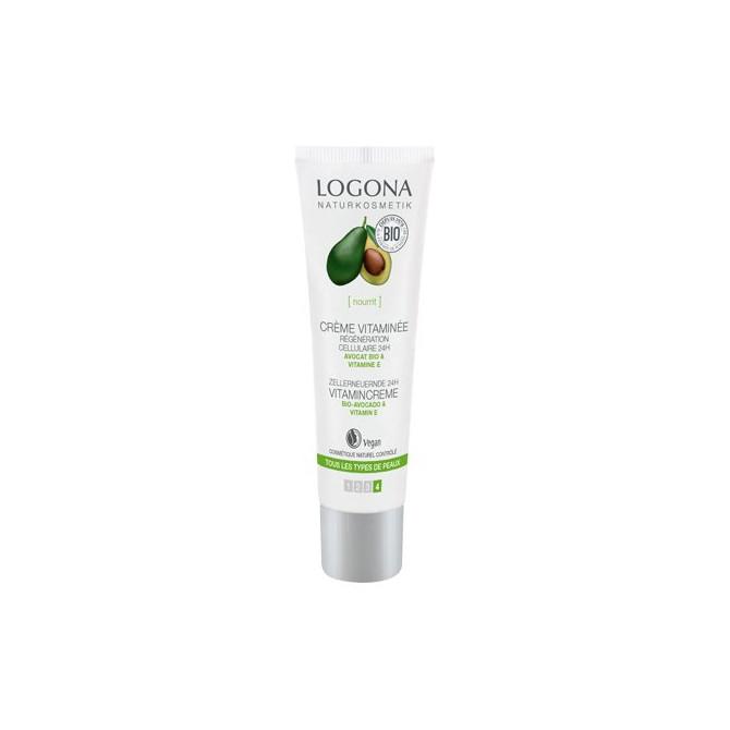 Crème Vitaminée Bio Régénération Cellulaire 24h - LOG.83.057
