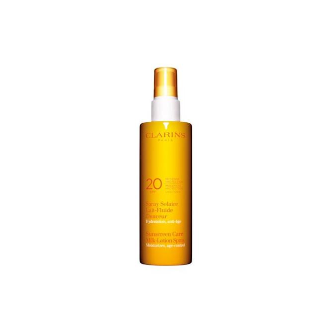 Spray Solaire Lait Fluide Douceur SPF 20 - 20469122