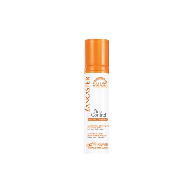 Sun Control Crème Bronzage Homogène SPF 50 + - 5265459F