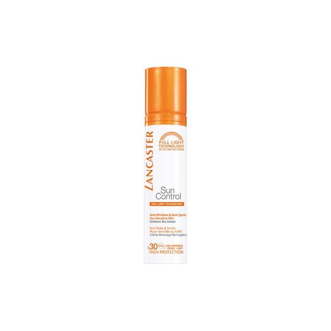Sun Control Crème Bronzage Homogène SPF 30 - 5265459E