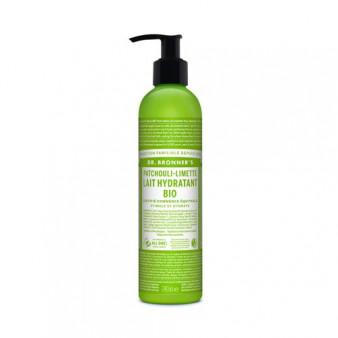 Lait Hydratant Bio Patchouli Limette - DBR.62.004