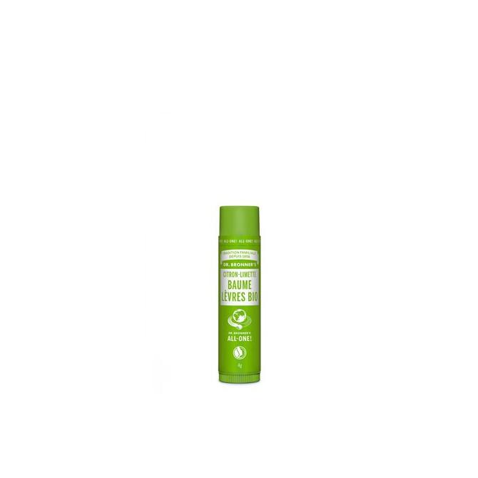 Baume à Lèvres Bio Citron-Limette - DBR.41.004