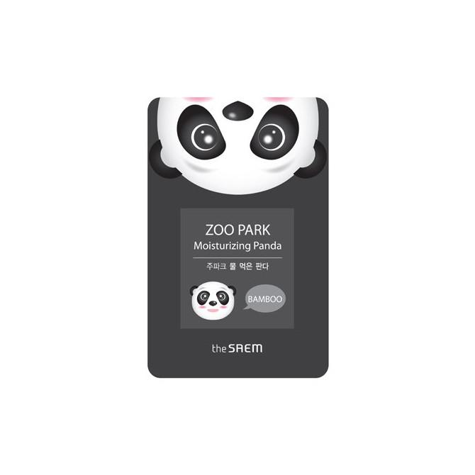 Masque Tissu Hydratant Panda - SAE.83.002