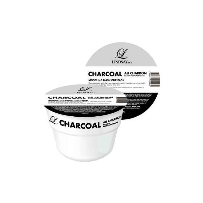 Masque Modelage Visage au Charbon - LIN.83.001