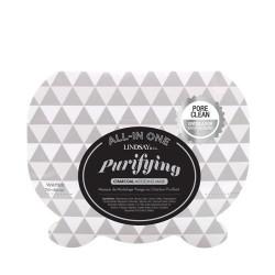 Masque de Modelage Visage au Charbon Purifiant - LIN.83.007