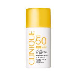 Clinique Sun Soin Solaire Fluide Minéral Visage - 21154865