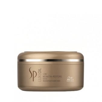 Masque Oil Keratin Restore - SPR.83.052