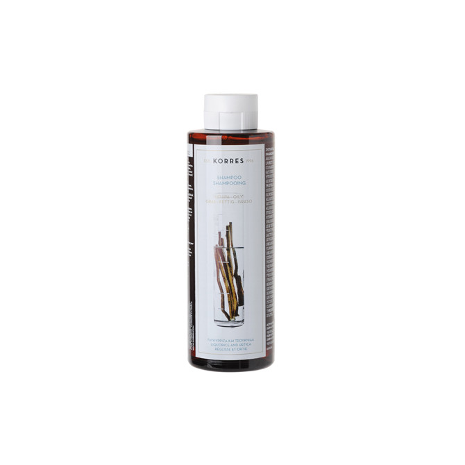 Shampooing Réglisse & Ortie - 50B.82.004