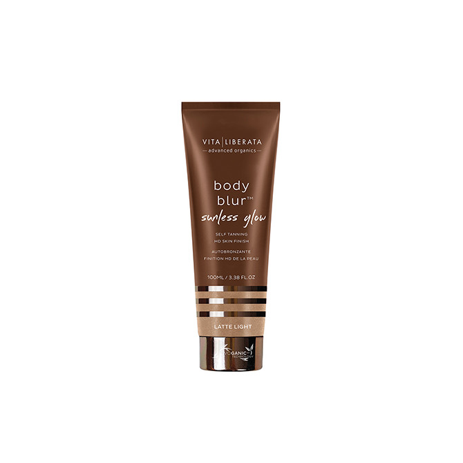 Body Blur Sunless Glow HD Skin Finish 92M71022 - 92M71020