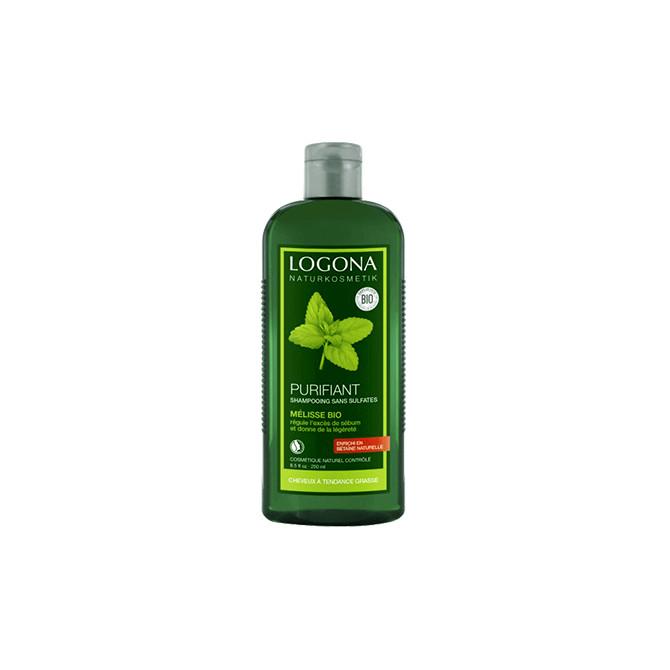Shampooing Bio Normalisant à la Mélisse - LOG.82.007