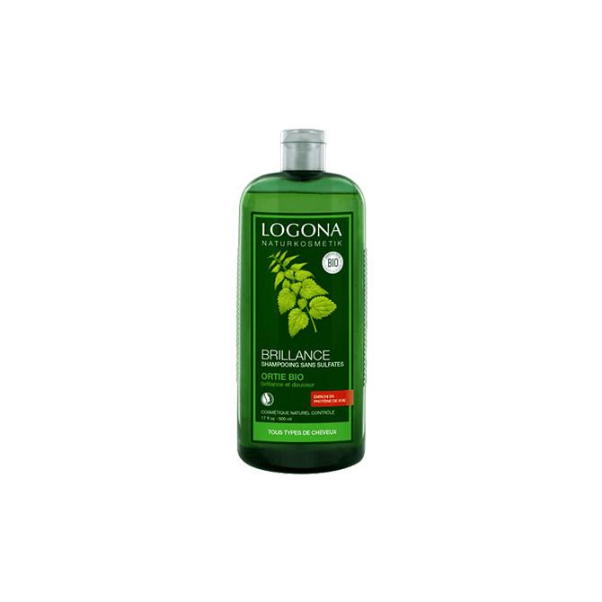 Shampooing Bio Brillance à l Ortie - LOG.82.010