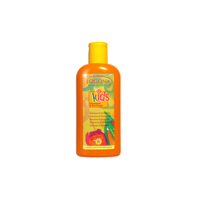 Shampooing Gel Douche Bio Kids - LOG.82.016