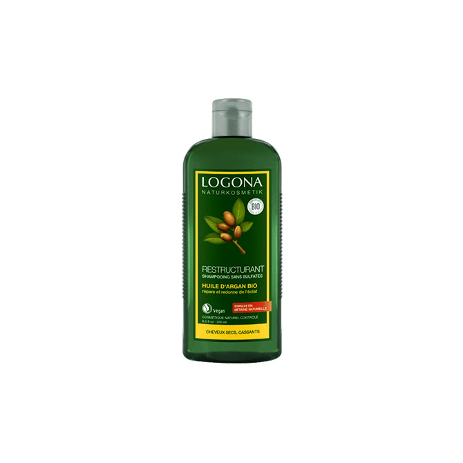 Shampooing Bio Brillance Huile d'Argan - LOG.82.018