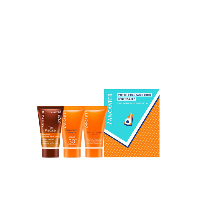 Coffret Tan Preparer Exfoliant - 52671250